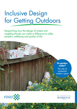 Do gardens matter? The role of residential outdoor space pdf